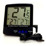 In-outdoor Thermometer